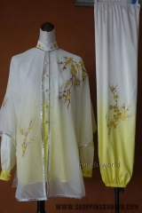 Embroidery Tai chi Wushu Uniform #9