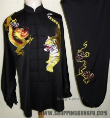 Embroidery Tai chi Uniform #8
