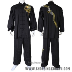 Embroidery Tai chi Uniform #7