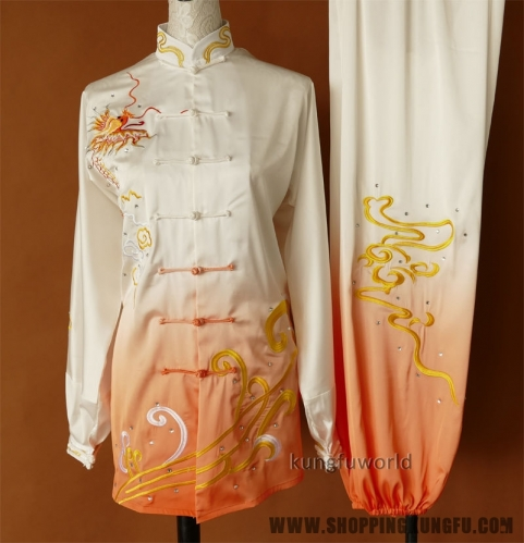Embroidery Tai chi Uniform #30
