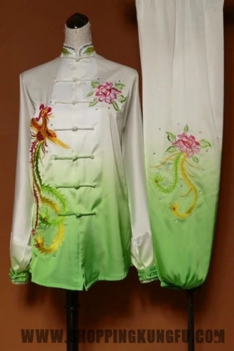 Embroidery Tai chi Uniform #46