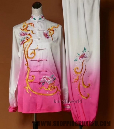 Embroidery Tai chi Uniform #40