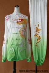 Embroidery Tai chi Uniform #36