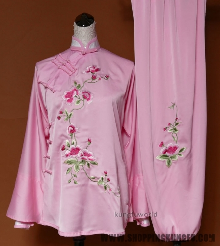 Embroidery Tai chi Uniform #39