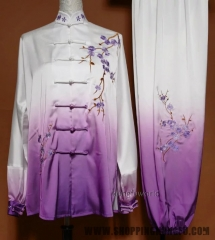 Embroidery Tai chi Uniform #41