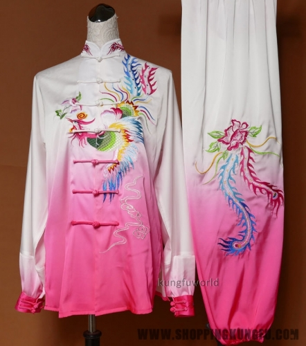Embroidery Tai chi Uniform #34
