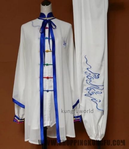 Embroidery Tai chi Uniform #43