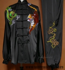 Embroidery Tai chi Uniform #42