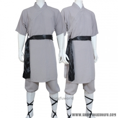 25 Colors Summer Shaolin Monk Robe Martial arts Suit