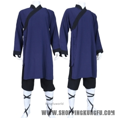 25 Colors Shaolin Buddhist Monk Robe Kung fu Uniform Martial arts Suit