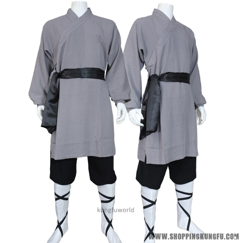 25 Colors Shaolin Buddhist Robe Monk Kung fu Uniform