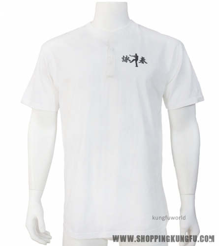 Martial arts Wushu T-shirts Wing Chun Uniform