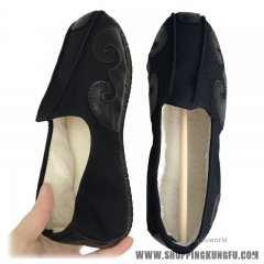 Warm Winter Taoist Tai chi Kung fu Shoes Yungou