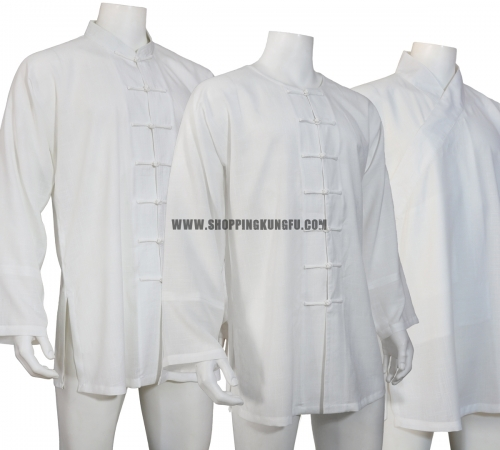 custom tailored undershirt for traditional Chinese kung fu clothes