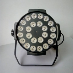 24*18W indoor led par light