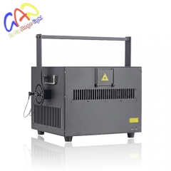 RGB15w animation laser light