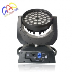 36x18w LED moving head light