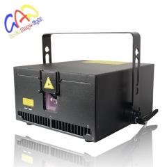 RGB10w animation laser light