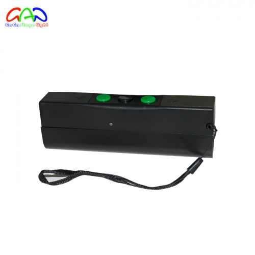 Green 100mw laser hand double