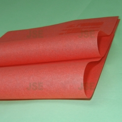 40g top quality red greaseproof paper