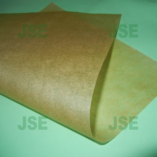 40g top quality brown silicone coated baking paper