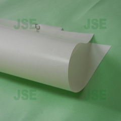 80gsm top quality natural white glassine paper