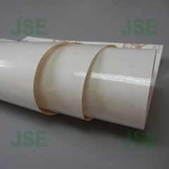110g bleached white PET coated paper