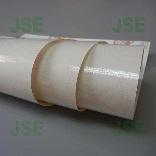 110g漂白PET淋膜纸(风车)