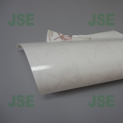 110g單光白牛皮淋膜紙