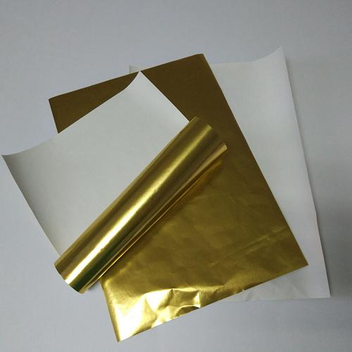 60g金色鋁箔復合紙