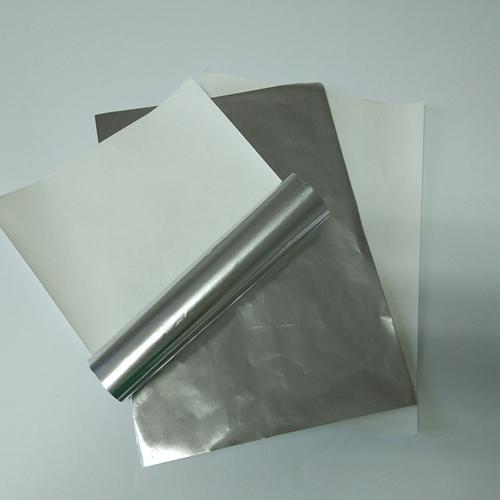 60g銀色鋁箔復合紙