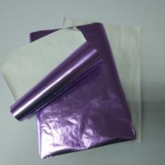 60g紫色鋁箔復合紙