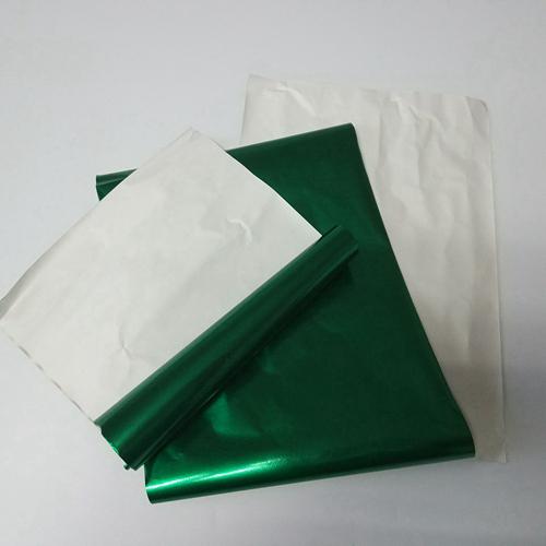60g深綠鋁箔復合紙