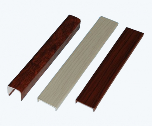 new products on china market u-shaped plastic edge trim strip