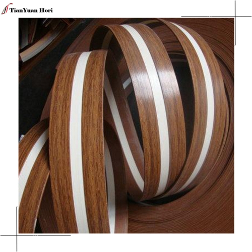 modern design china manufacture in Nigeria particle board pvc edge banding tape