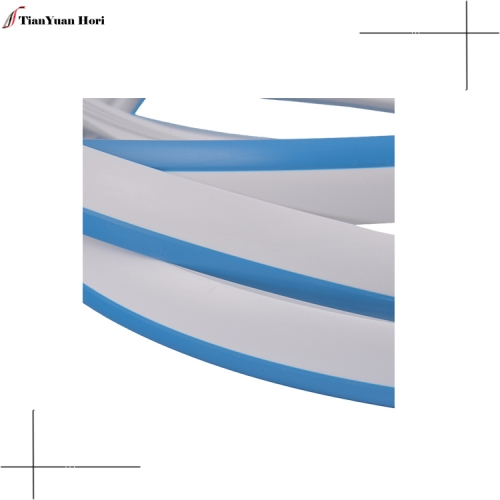 China factory furniture flexible edge banding 0.1mm pvc for malaysia edge banding strip
