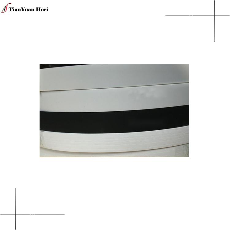 New S 2018 High Quality Metal Color Furniture Pvc Edge Banding Trim Strip