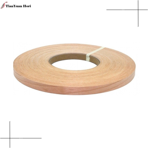 factory direct wholesale melamine decorative trimmer accessories furniture wood edging strip