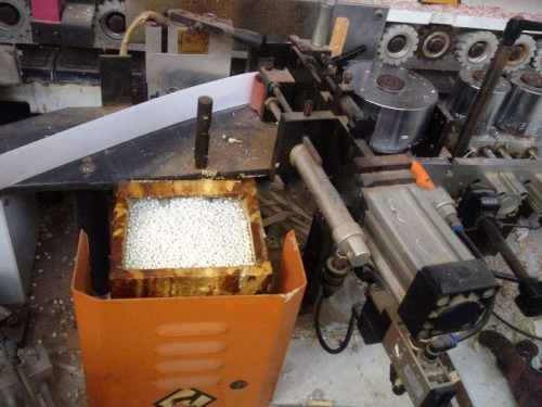 Chemical woodworking high temp...