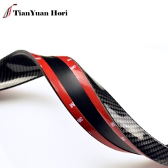 Best Selling Product Car Spoiler for Universal Carbon Fiber Trunk Lip