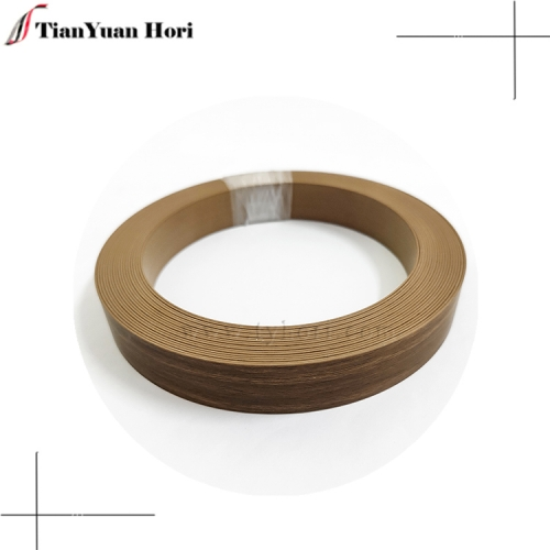 China High-Quality HYWGS-8399 Furniture Pvc Wood Grain Edge Banding