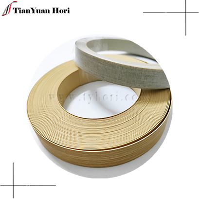 2020 China Exported HYWGS-8400 anti-aging PVC furniture wood grain edge banding