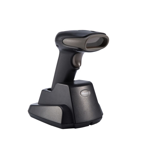 WNC-6083B/V 1D CCD RF433 Wireless Handheld Barcode Scanner