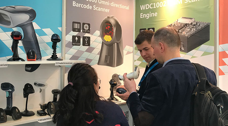 Looking forward to the future--Winson·2018 German Retail Technology and Equipment Exhibition