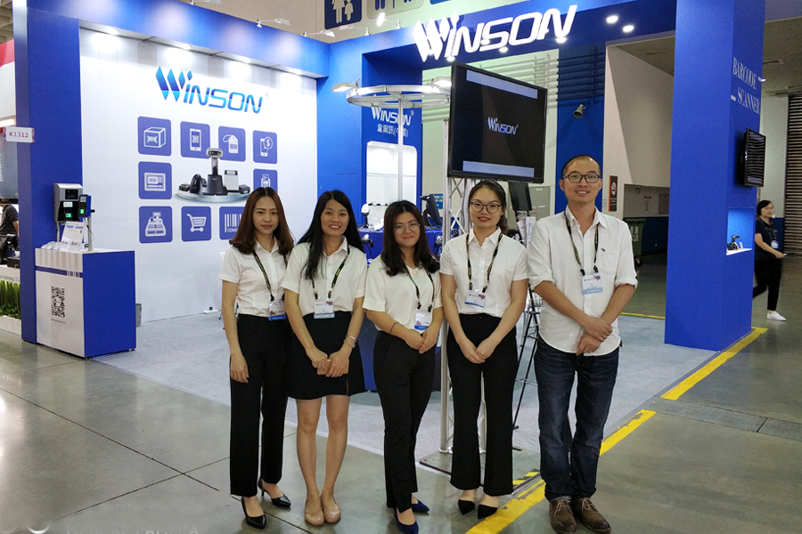 COMPUTEX 2018: Sharing You Winson's Mobile Payment New Products