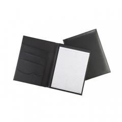 A4 Black Portfolio