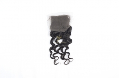 Hot Selling 100% Raw Hair 4*4 Lace Closure LOOSE WAVE