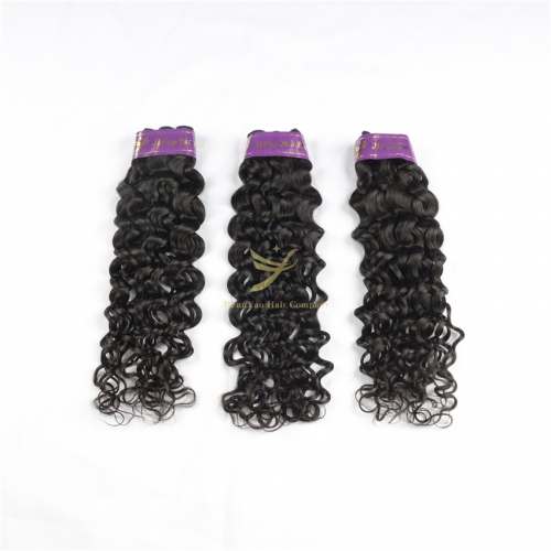 JiFanYao WHOLESALE 100% human hair Italian Curly