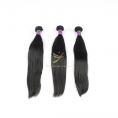 JiFanYao WHOLESALE 100% human hair Straight