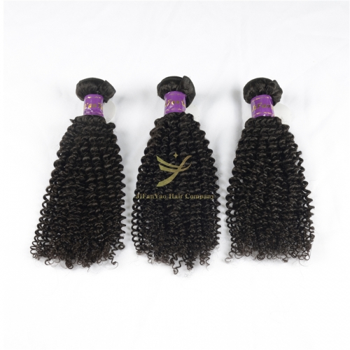 JiFanYao WHOLESALE 100% human hair Deep Curly
